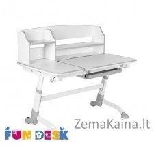 Augantis vaikiškas stalas FunDesk Amare II Grey