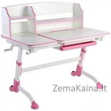 Augantis vaikiškas stalas FunDesk Amare II Pink