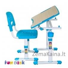 Augantis vaikiškas stalas FunDesk Piccolino II blue