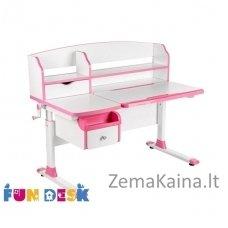Augantis vaikiškas stalas FunDesk Sognare Pink
