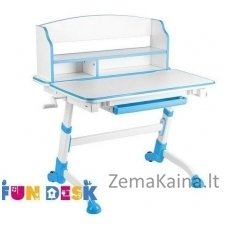 Augantis vaikiškas stalas FunDesk Volare II Blue