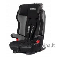 Auto kėdutė Sparco SK700 black-gray  9-36 Kg