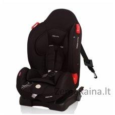 Autokėdutė Coto Baby Strada IsoFix 9-25 kg Black