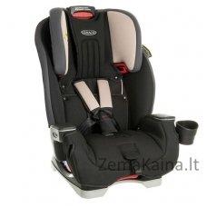Automobilinė kėdutė Graco MILESTONE Aluminium