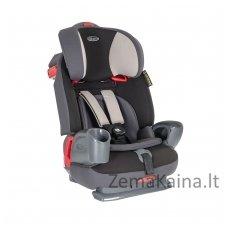 Automobilinė kėdutė Graco Nautilus Aluminium