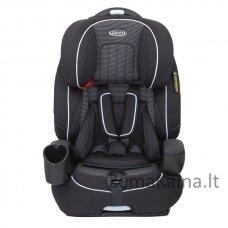Automobilinė kėdutė GRACO Nautilus Black 9 - 36 Kg