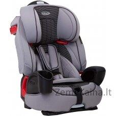 Automobilinė kėdutė GRACO Nautilus Steeple Gray 9 - 36 Kg