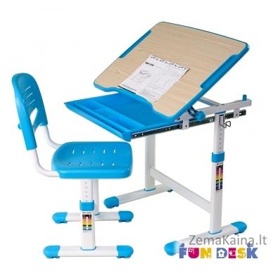 Augantis vaikiškas stalas FunDesk Piccolino blue 3