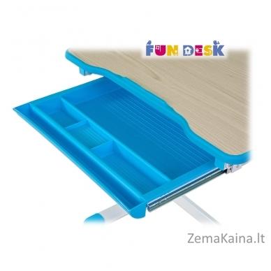 Augantis vaikiškas stalas FunDesk Piccolino blue 5