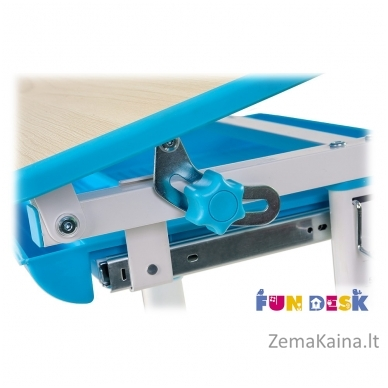 Augantis vaikiškas stalas FunDesk Piccolino blue 6