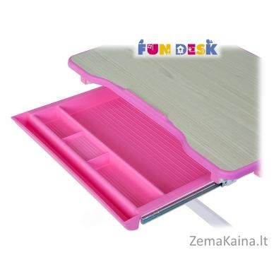 Augantis vaikiškas stalas FunDesk Piccolino  pink 4