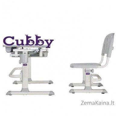 Augantis vaikiškas stalas ir kėdė FunDesk CUBBY KARO WG 4