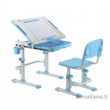 Augantis vaikiškas stalas ir kėdė FunDesk CUBBY KARO WP