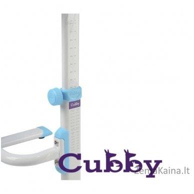 Augantis vaikiškas stalas ir kėdė FunDesk CUBBY KARO WP 8