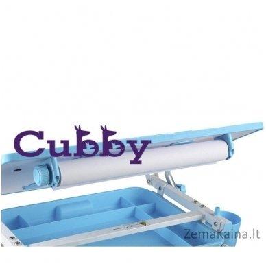 Augantis vaikiškas stalas ir kėdė FunDesk CUBBY KARO WP 7