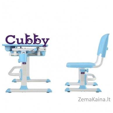 Augantis vaikiškas stalas ir kėdė FunDesk CUBBY KARO WP 3