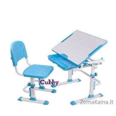 Augantis vaikiškas stalas ir kėdė FunDesk CUBBY LUPIN VB 2