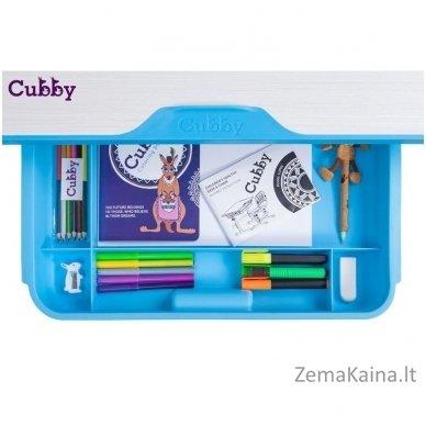 Augantis vaikiškas stalas ir kėdė FunDesk CUBBY LUPIN VB 8