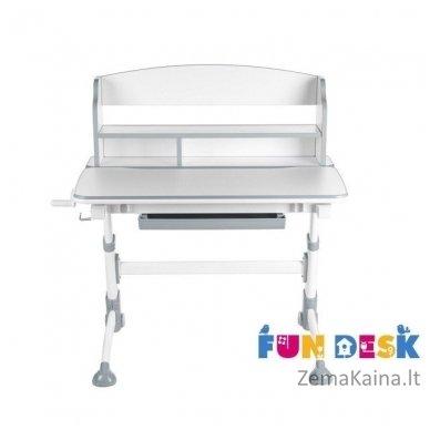 Augantis vaikiškas stalas FunDesk Volare II Grey 5
