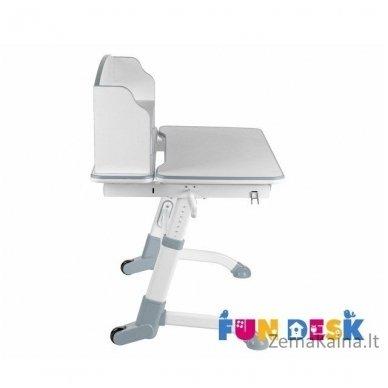 Augantis vaikiškas stalas FunDesk Volare II Grey 3