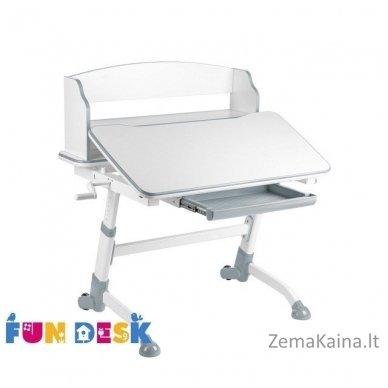 Augantis vaikiškas stalas FunDesk Volare II Grey 2