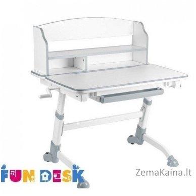 Augantis vaikiškas stalas FunDesk Volare II Grey