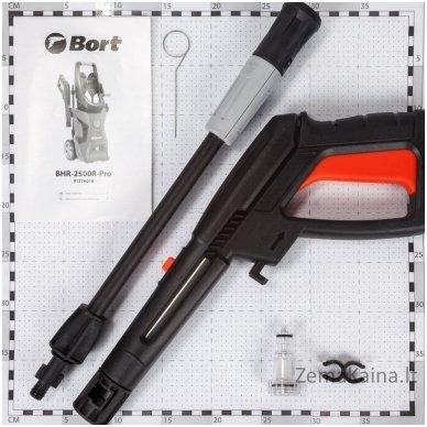 Aukšto slėgio plovykla BORT BHR-2500R-Pro 6