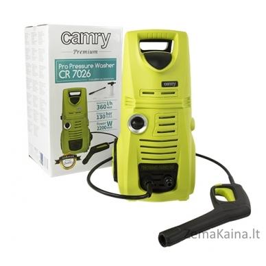 Aukšto slėgio plovykla Camry CR 7026 2200 W 4