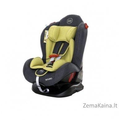 Auto kėdutė 0-25 kg. Coto Baby Bolero Grey 3