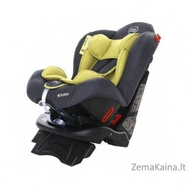 Auto kėdutė 0-25 kg. Coto Baby Bolero Grey 2