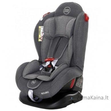 Auto kėdutė 0-25 kg. Coto Baby Bolero Grey