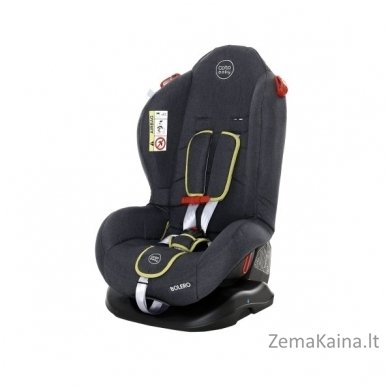 Auto kėdutė 0-25 kg. Coto Baby Bolero Grey 4