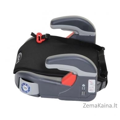 Automobilinė kėdutė Graco Booster Basic Sport Luxe 3