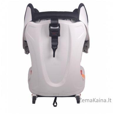 Automobilinė kėdutė Coto Baby Lunaro PRO Fix 0-18 kg. su papildomu diržu 2