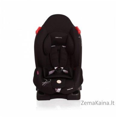 Autokėdutė Coto Baby Strada su IsoFix Red 4