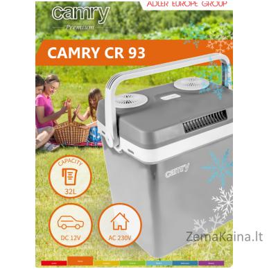 Automobilinis šaldytuvas CAMRY CR 93 (32 L) 4