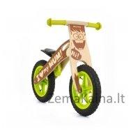 Balansinis dviratis MILLY MALLY Green