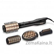 BaByliss AS970E plaukų formavimo šukos Plaukų modeliavimo rinkinys Šiltas Juoda 2,5 m 650 W