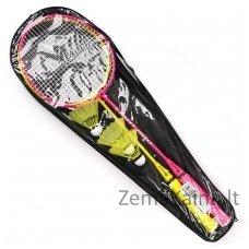 Badmintono rakečių rinkinys Meteor 20049