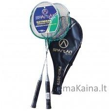 Badmintono rakečių komplektas Spartan Sportive