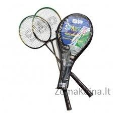 Badmintono rakečiu komplektas Spartan