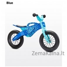 Balansinis dviratukas Caretero Enduro Blue