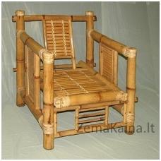 Bambukinis fotelis