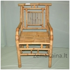 Bambukinė kėdė BACH059-C2