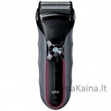 Barzdaskutė Braun 320S-4