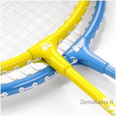 Badmintono rakečių rinkinys Meteor 20052 3