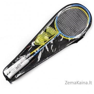Badmintono rakečių rinkinys Meteor 20052