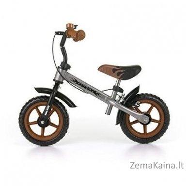Balansinis dviratis MILLY MALLY Brown