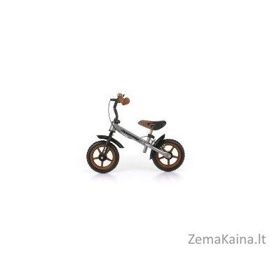 Balansinis dviratis MILLY MALLY Brown 2