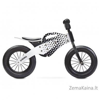 Balansinis dviratukas Caretero Enduro Grey